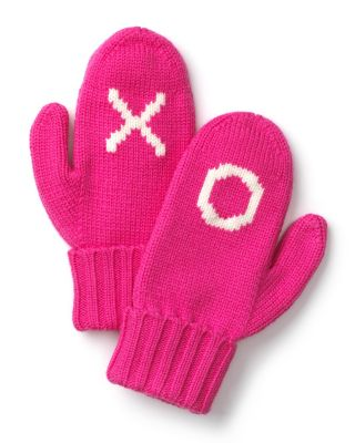 kate spade new york Big Apple XO Mittens