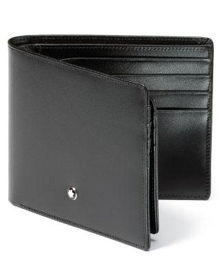 Montblanc Meisterstck 11 Card Wallet Bloomingdales