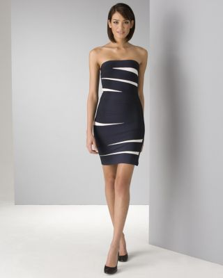blair herve leger dress