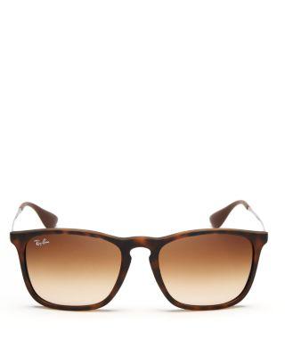 Ray Ban Rubberized Youngster Wayfarer Sunglasses