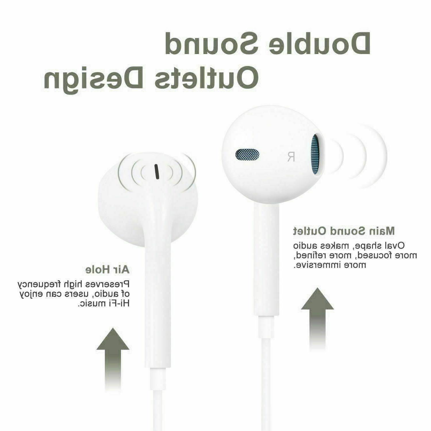 New High Quality Headphones Bluetooth Earbuds Headsets For