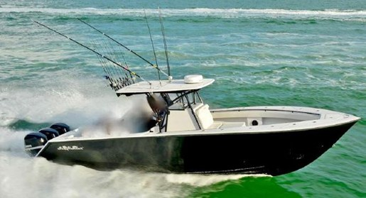 SEA HUNTER 35 Center Console 2005 Used Boat For Sale In