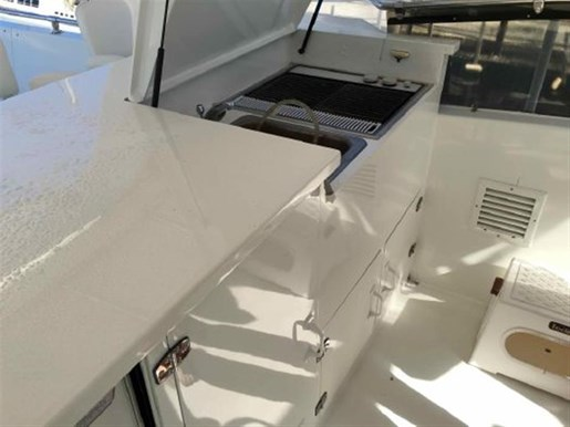 HATTERAS 74 CPMY 1989 Used Boat For Sale In Clearwater