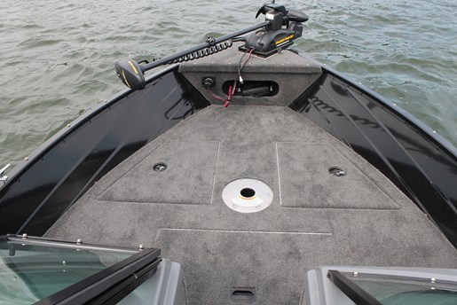 2015 Smokercraft Pro Angler 162 Aluminum Fishing Boat
