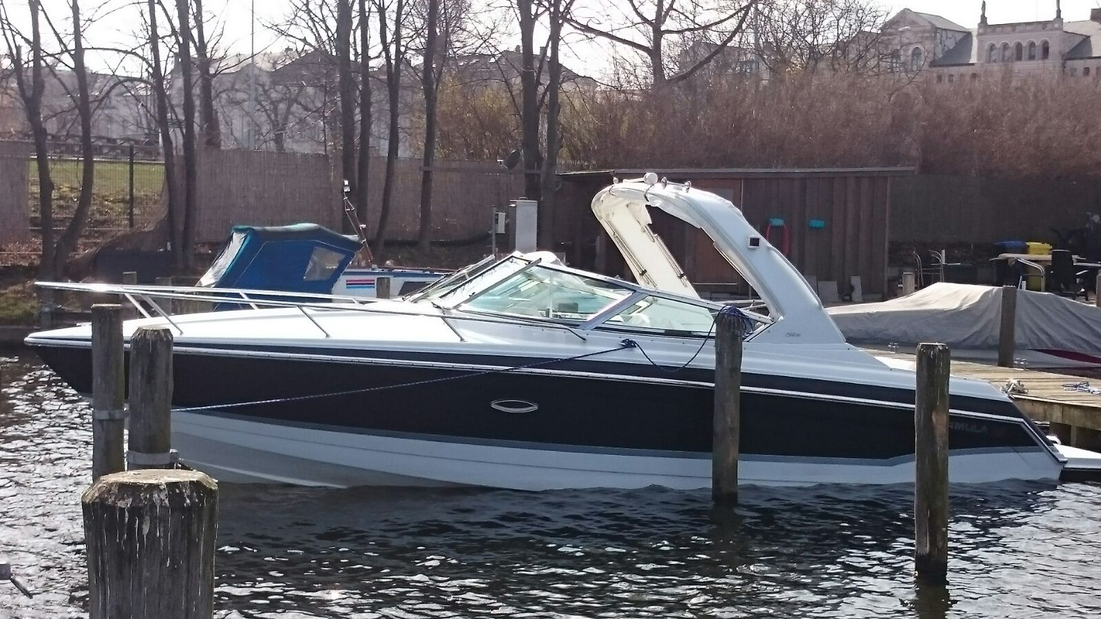 Used Power Boats Motor Yacht Formula Boats For Sale In