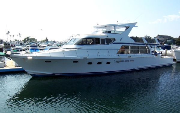 Used Pilothouse Power Boats For Sale In California