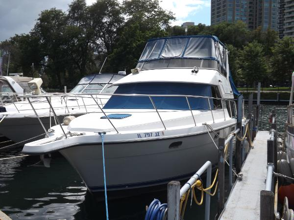 Carver 370 Voyager Boats For Sale