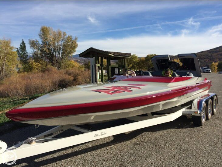 Used Cole High Performance Boats For Sale