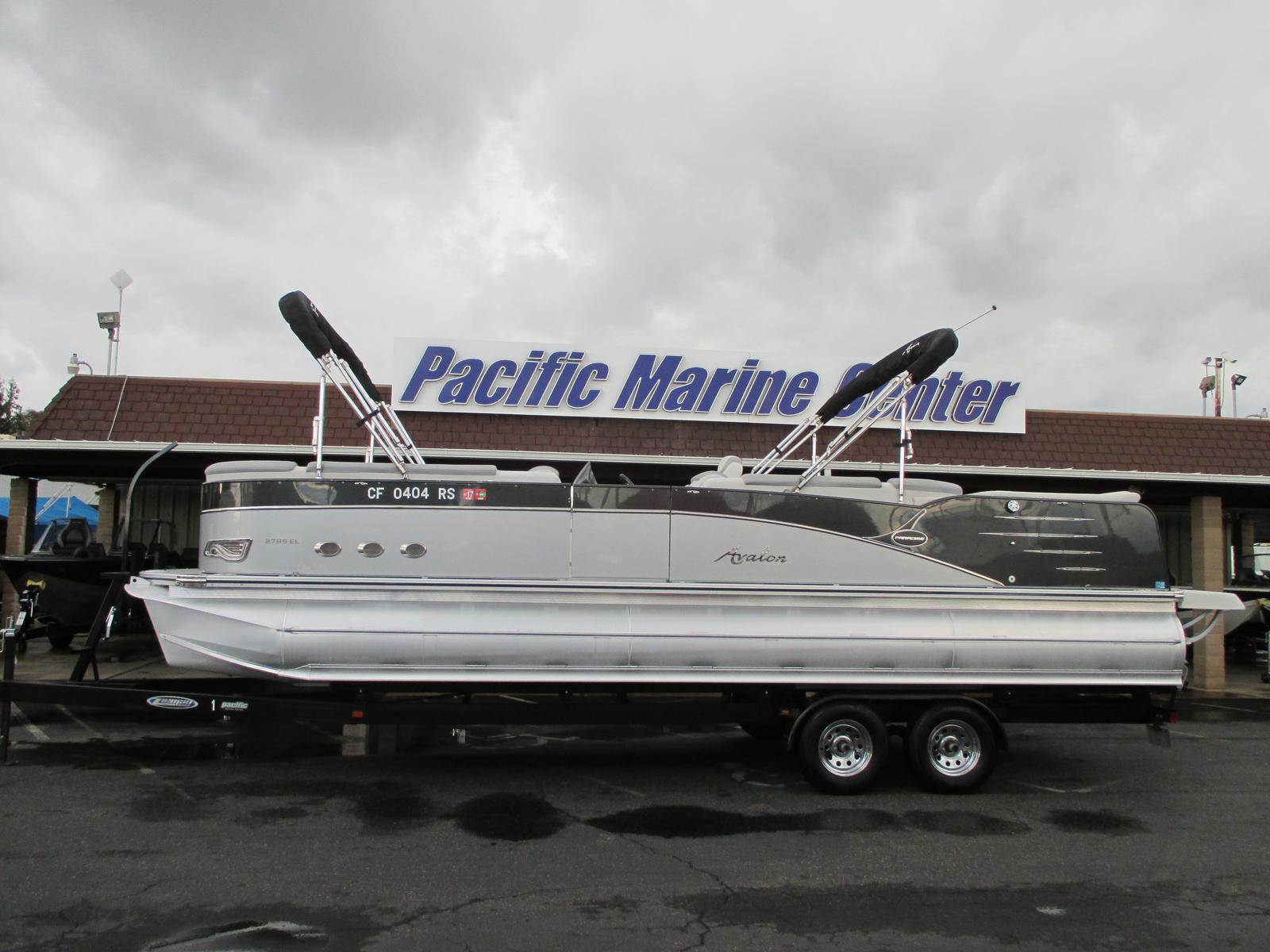 Used Pontoon Boats For Sale 4