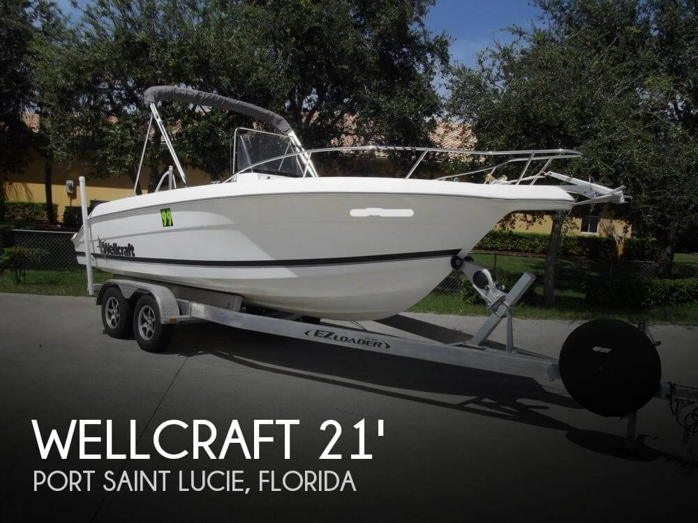 Wellcraft 210 Fisherman Boats For Sale