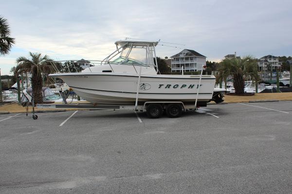 Bayliner Trophy Boats For Sale