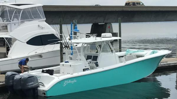 Yellowfin Boats For Sale