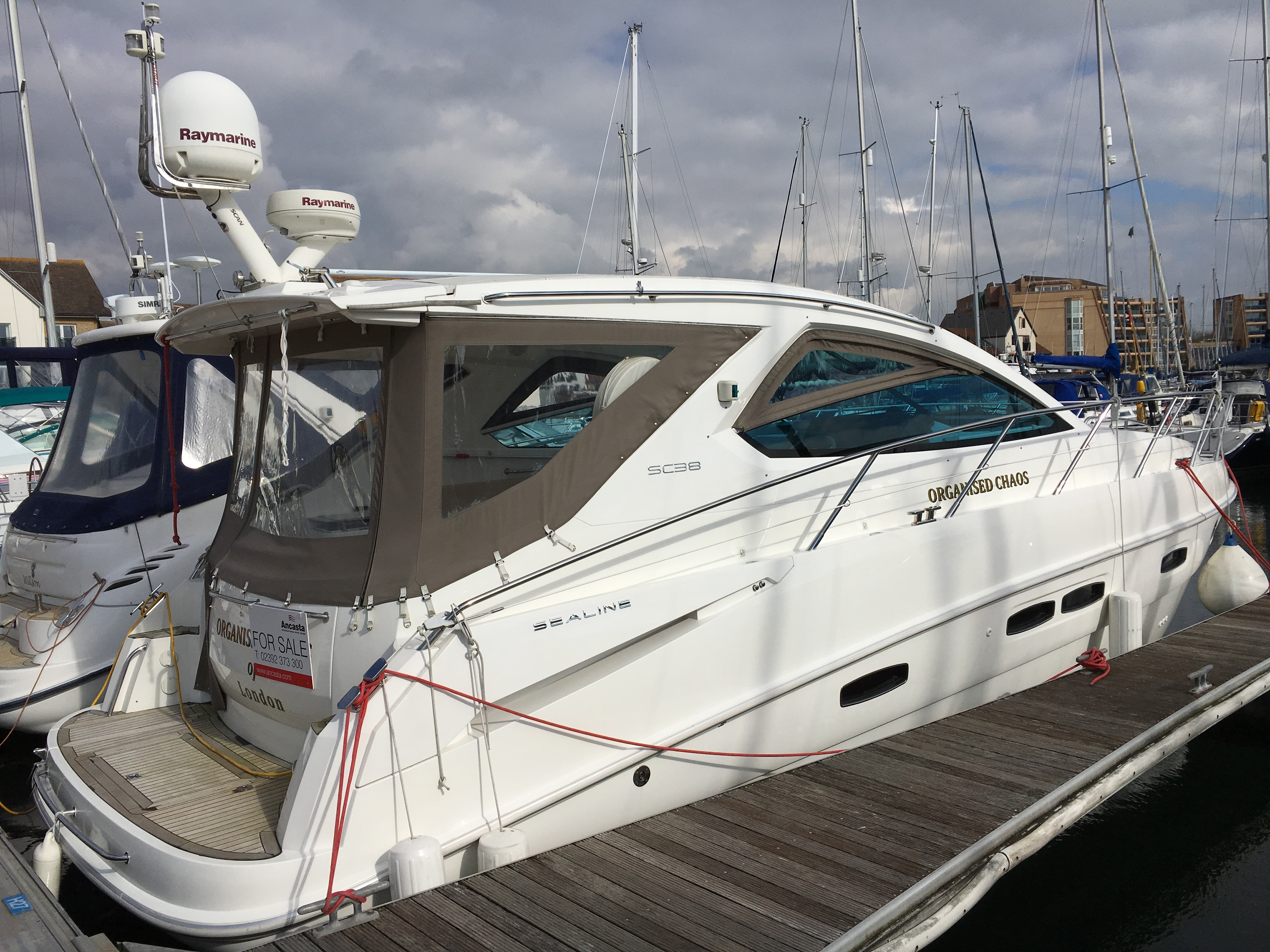 Used Sealine Express Cruiser Boats For Sale Page 2 Of 4