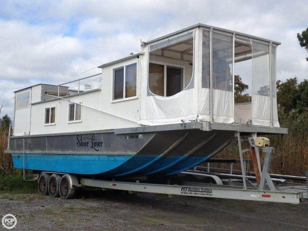 Used House Boat Boats For Sale In Louisiana