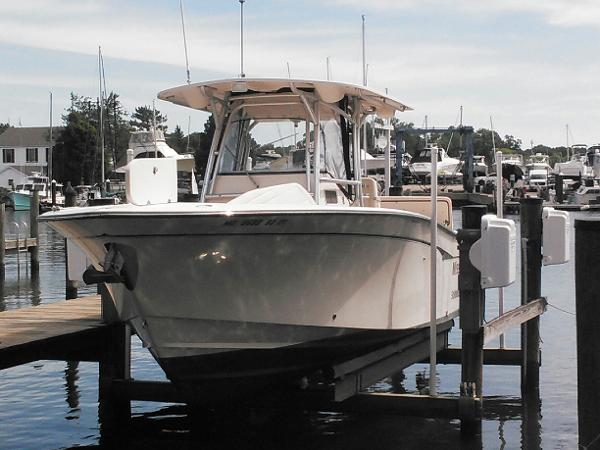 Grady White 306 Bimini Boats For Sale