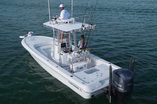 Contender 25 Bay Boats For Sale