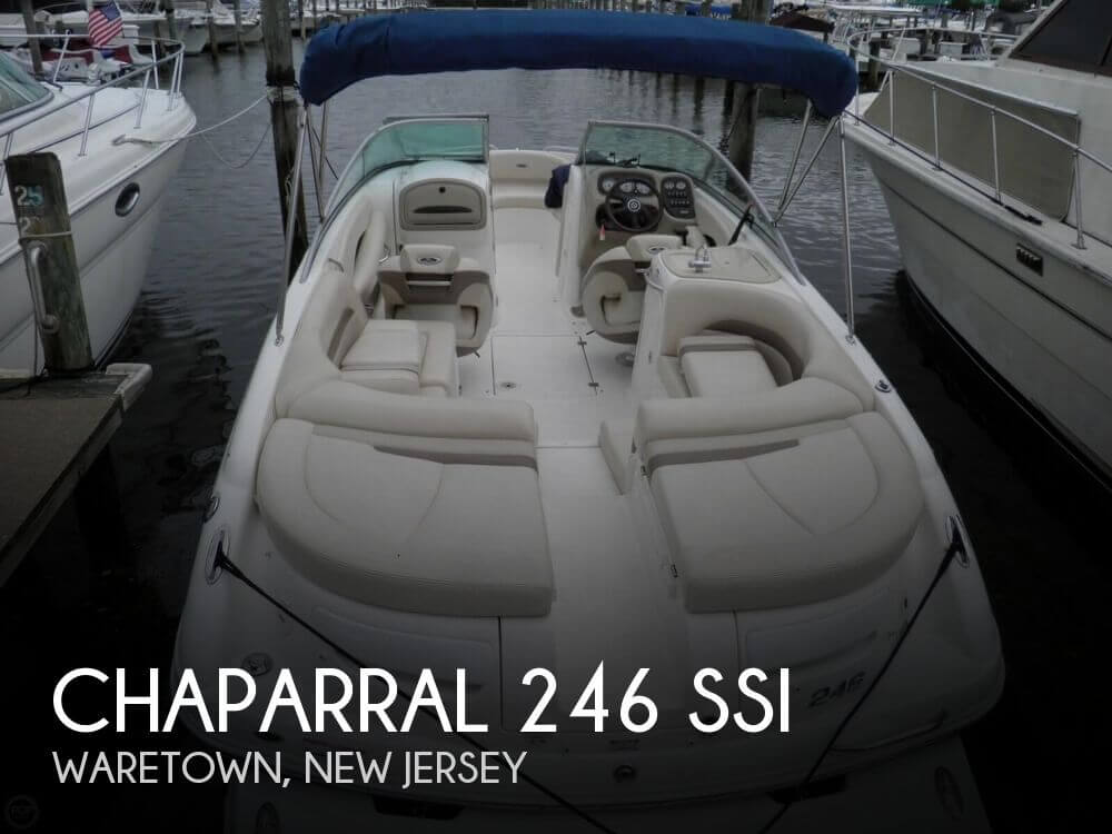 Used Chaparral 246 Ssi Boats For Sale