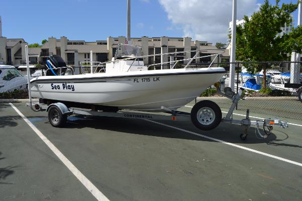 Used Boston Whaler 18 Dauntless Boats For Sale
