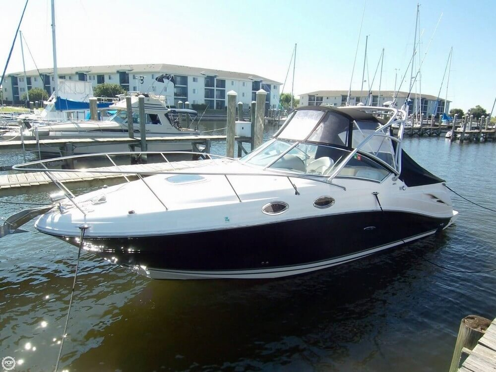 Sea Ray Amberjack 270 Boats For Sale
