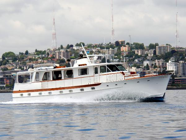 Trumpy Boats For Sale