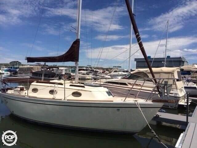 Com Pac 23 Pilothouse Pocket Sailboat