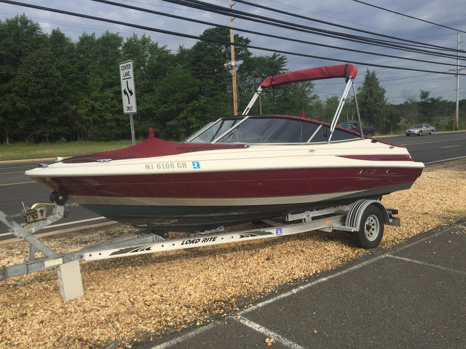 Maxum Boats For Sale In New Jersey