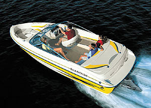 Glastron GX 205: Performance Test  boats