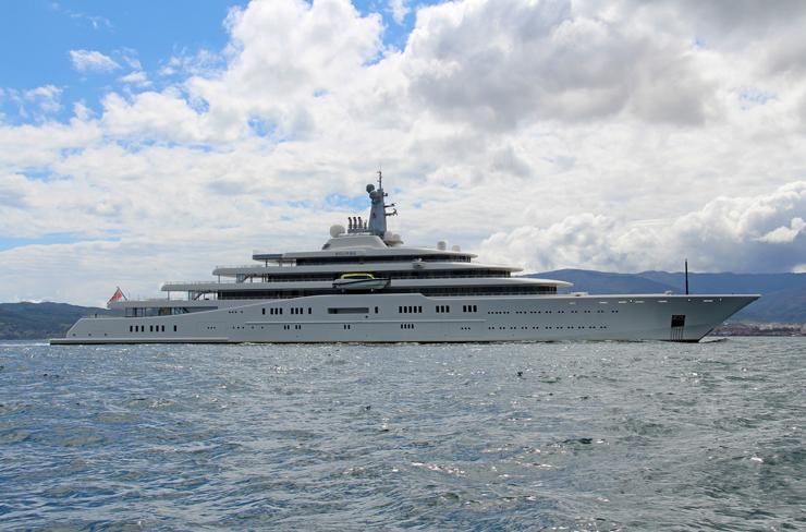 Worlds Largest Yachts