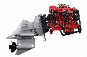 Volvo Penta Drops 30Liter Engines  boats