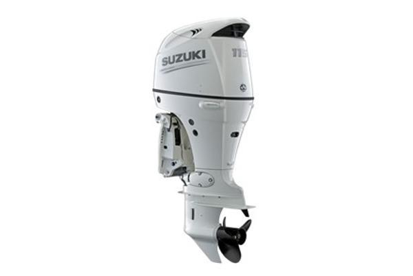 New 2021 Suzuki 115 Hp 4 Stroke 25 Inch