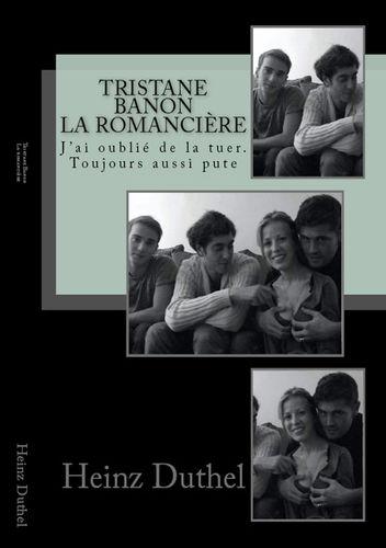 Tristane Banon et Dominique Strauss-Kahn, la romancière!