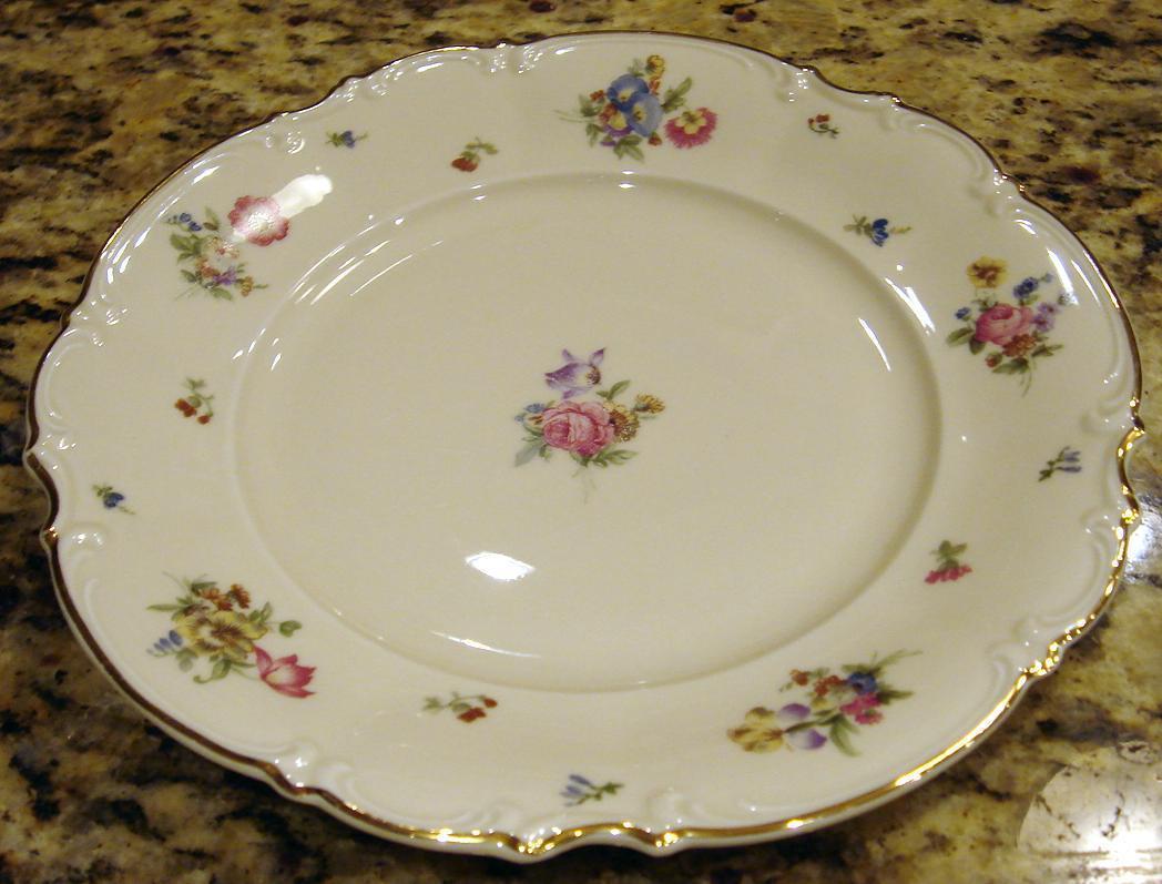 Hutschenreuther MAYFAIR Porcelain Dinner Plate