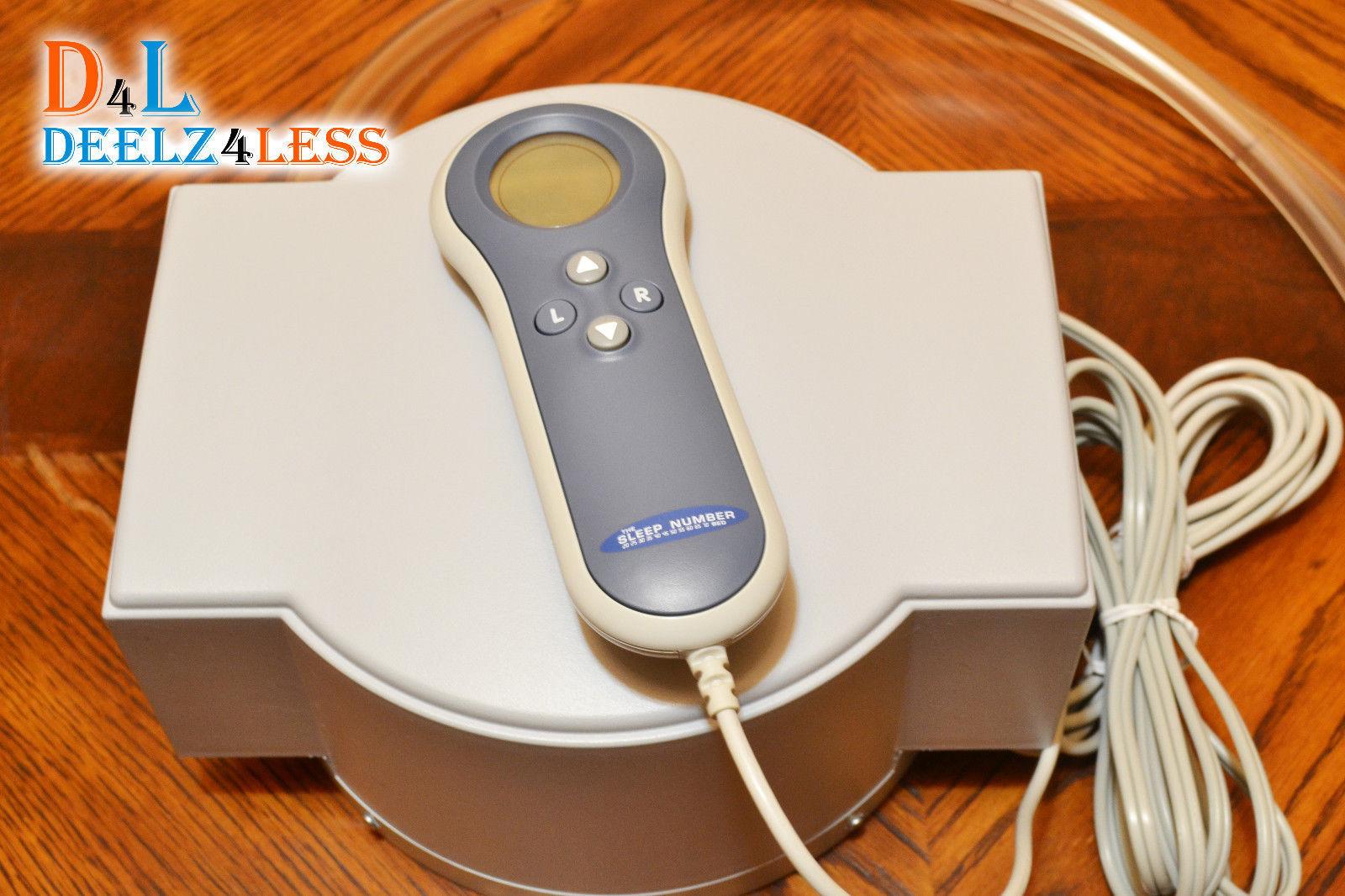 Select Comfort Sleep Number Air Bed Pump Efcs4 2pr Queen