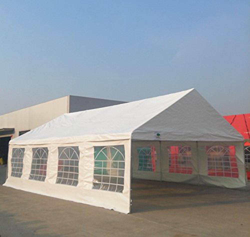 Shade Tree 20 X 30 Heavy Duty Event Party Wedding Tent Canopy Carport WS Tents