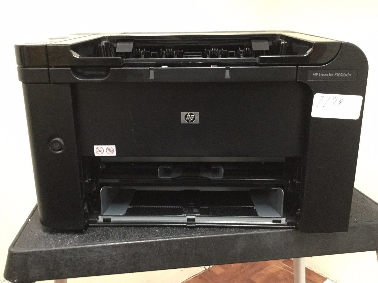 Laserjet Black And Pro P1606dn Laser White Printer Hp