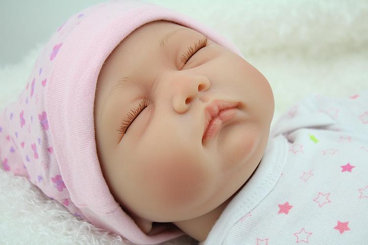Silicone Baby Dolls Nursery