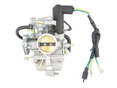 Atv Quad 250cc Engine Motor Carburetor Carb Kazuma Cougar