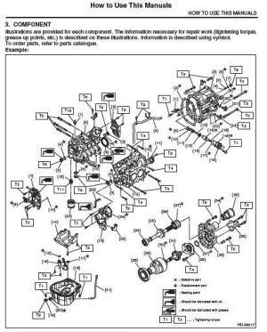 2005 2009 Subaru Legacy Oem Service Repair and 50 similar