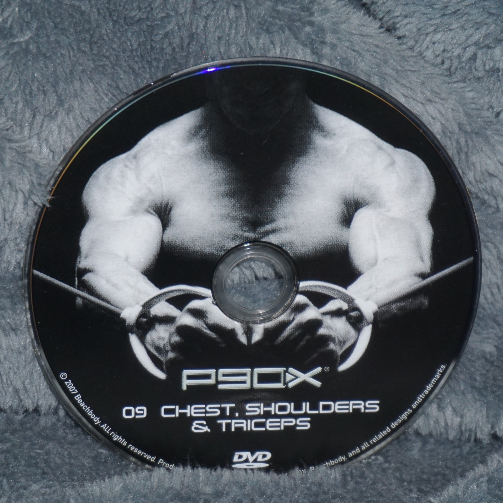 P90x Disc 9 Chest Shoulders Amp Triceps And 50 Similar Items