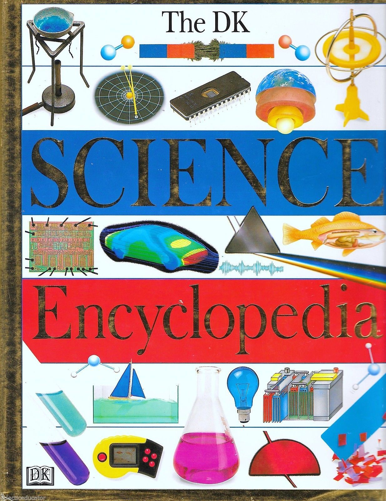 Dk Science Encyclopedia Dorling Kindersley 12 Thematic