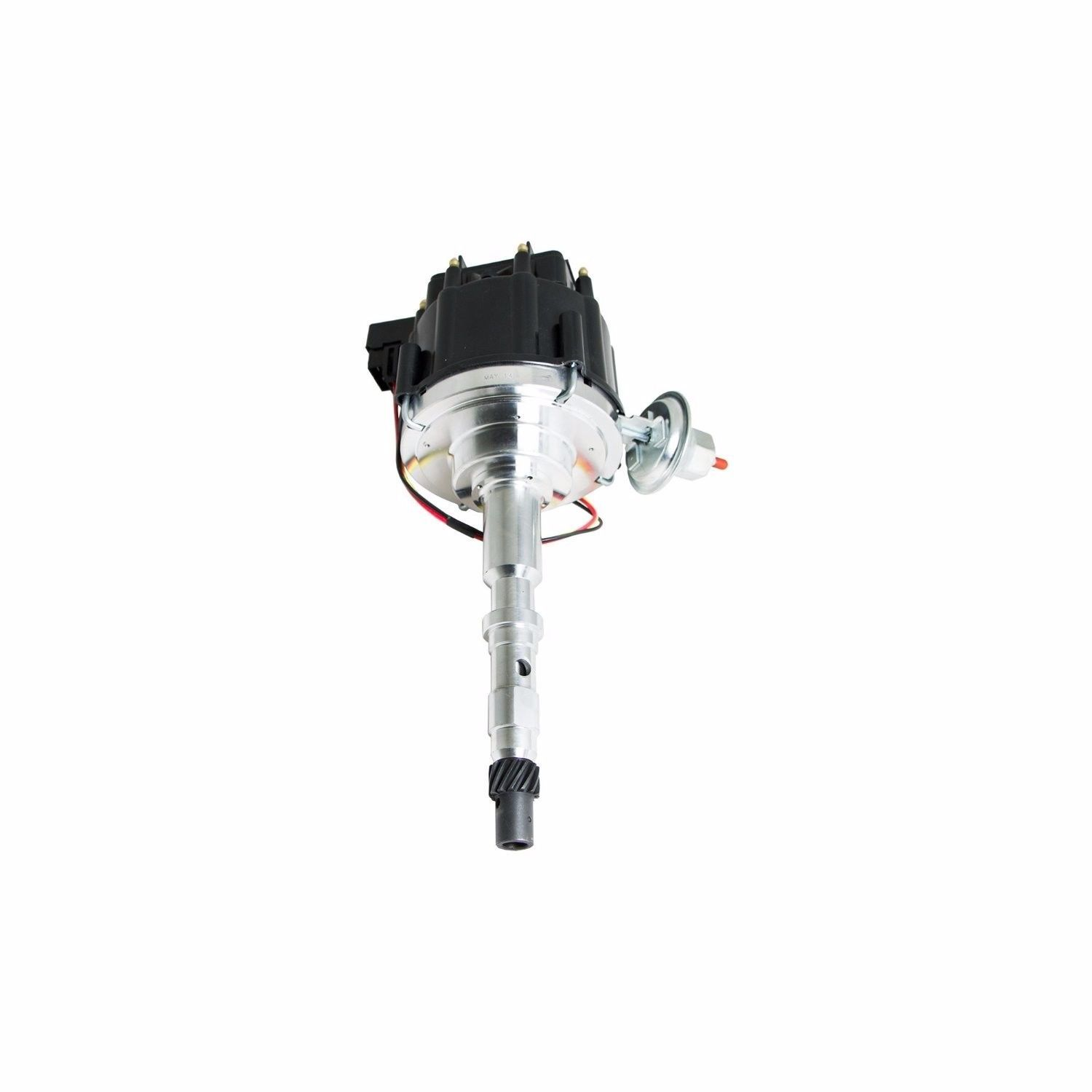 Amc Jeep Cj5 Cj7 304 360 401 V 8 Hei Distributor Black 65k