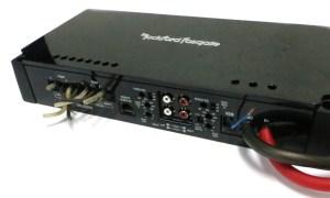 Rockford fosgate Power Amplifier P4004  Amplifiers & Preamps