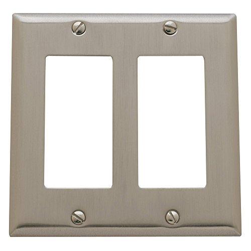 Baldwin Switch Plate Covers