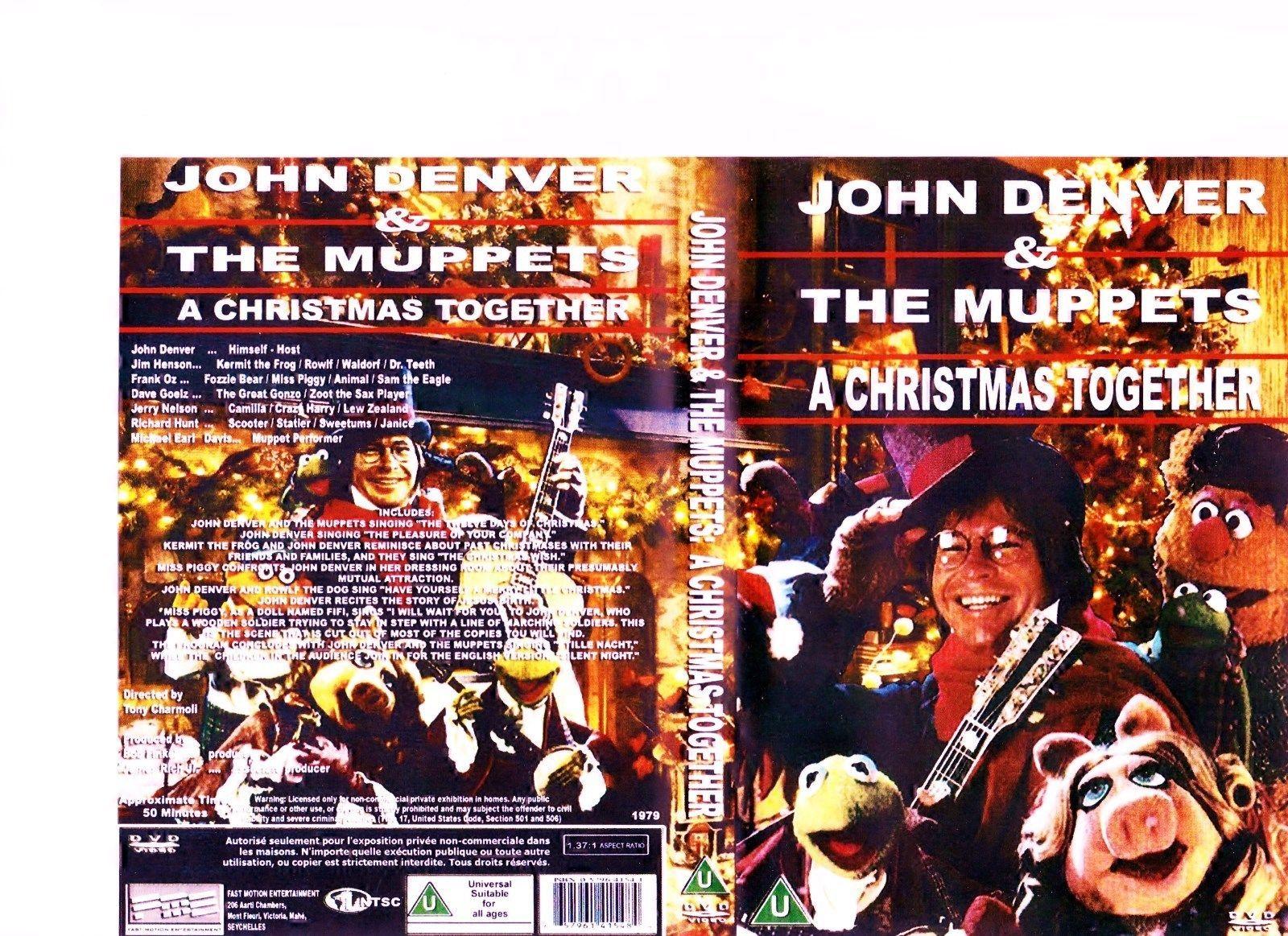 John Denver And The Muppets Christmas Dvd