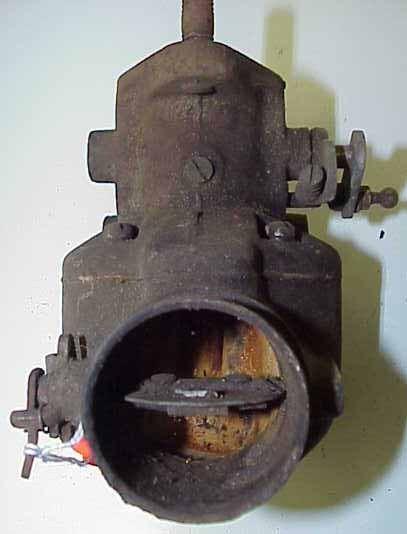 Marvel Schebler TSX 415 Updraft Tractor Carburetor ...