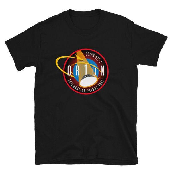 NASA Orion Flight Test 1 Insignia T-Shirt   Orion ...