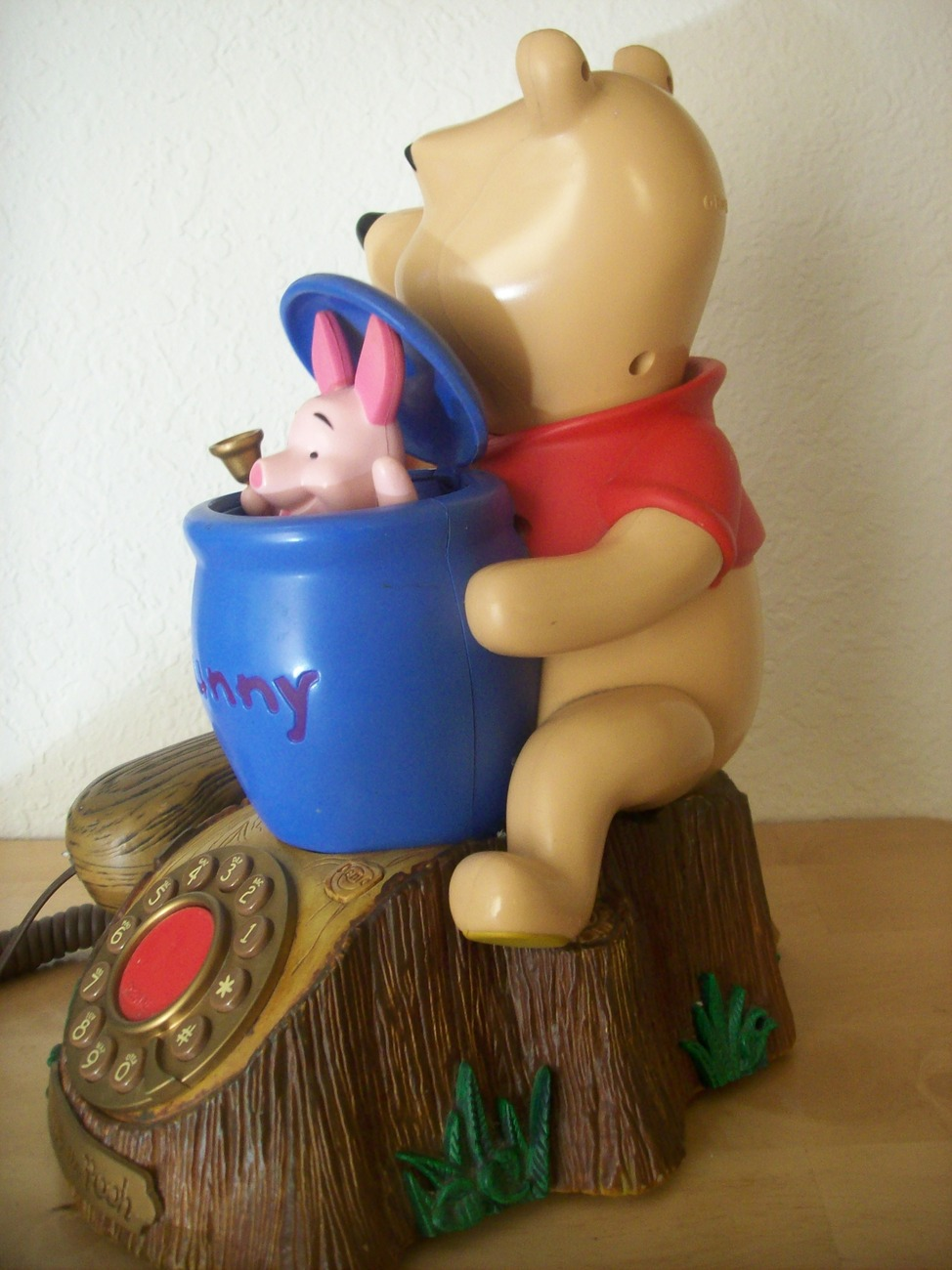 Winnie Pooh Talking Collectibles