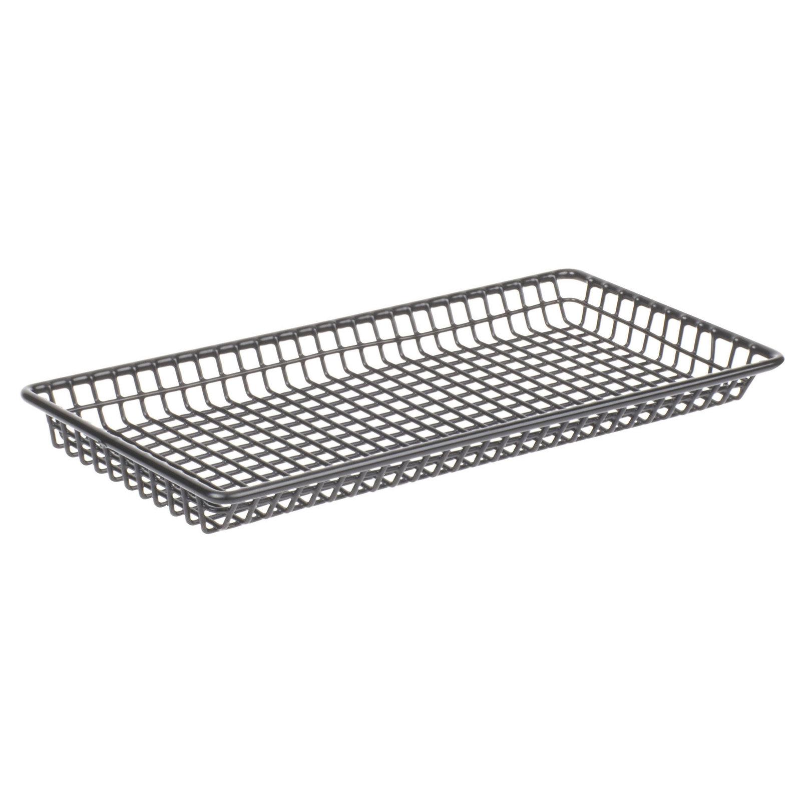 14 X 7 Rectangular Grid Basket 1 Tall Case Of 12