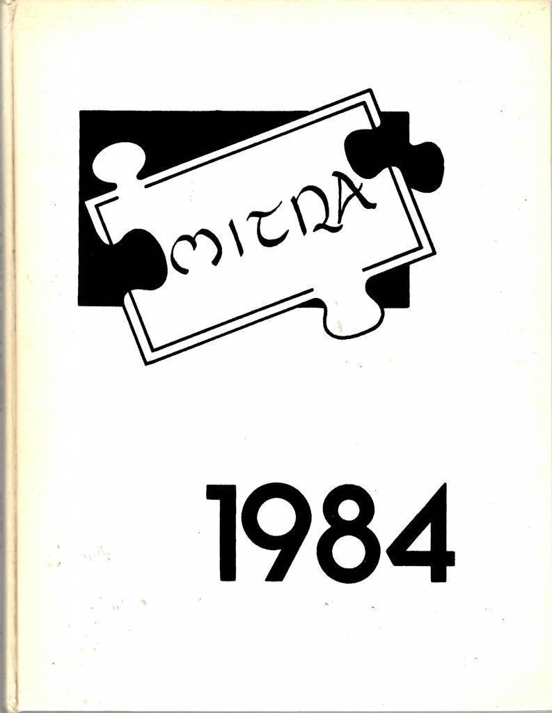 Morningside High School Yearbook 1985