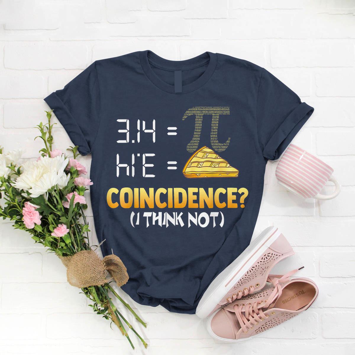 Pi Equals Pie Math Pun Pi Day Pi Day T Shirt Birthday